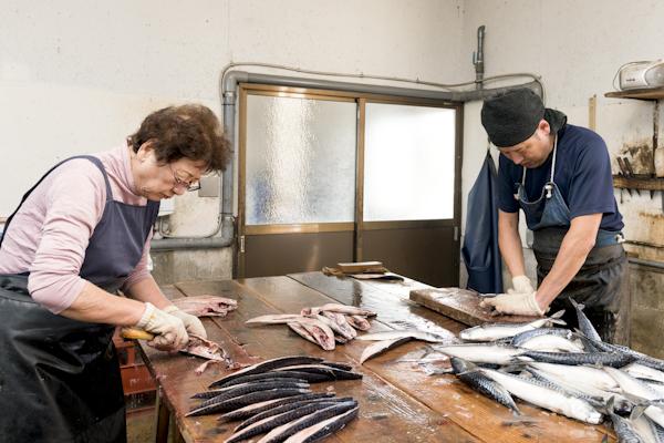 神栖市波崎にある干物屋さん 越田商店の究極の鯖 いばナビ