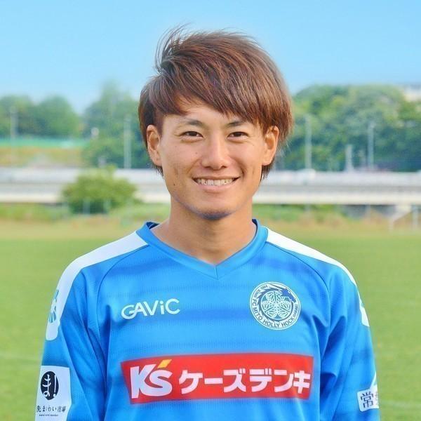 MF 湯澤洋介 選手 水戸ホーリー...