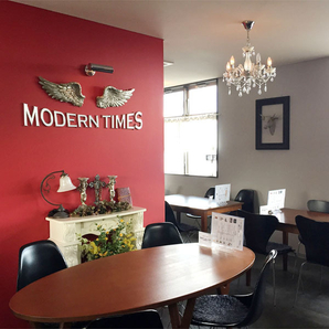 cafe modern times