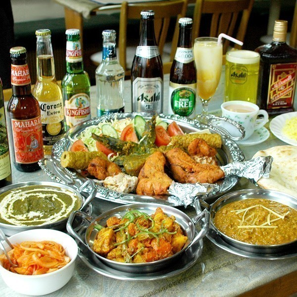 サンデース(地図/富士市/インド料理) - ぐるなび