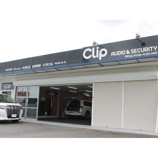 CAR AUDIO&SECURITY Clip