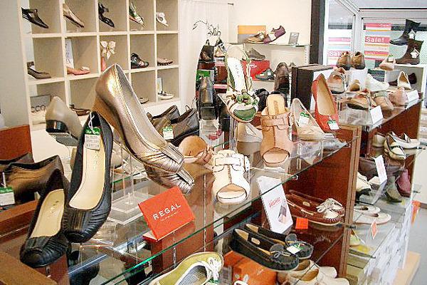 その靴が一番美しくみえる ...