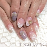 three's by Nail
