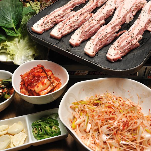 韓国料理店に負けない韓国家庭料理レシピ「眞味」