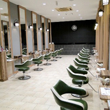 gem clover HAIR 取手店