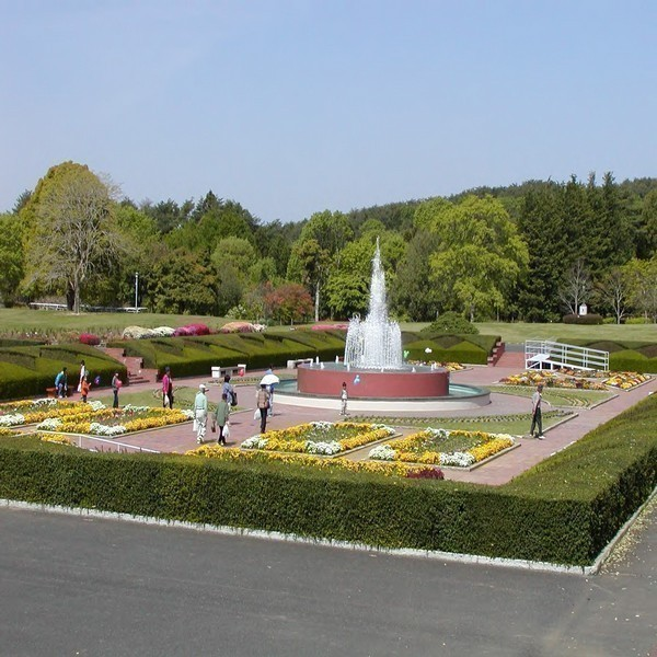 茨城県植物園 [那珂市/植物園]【いばナビ】