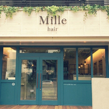 Mille hair  (ミル・ヘアー)
